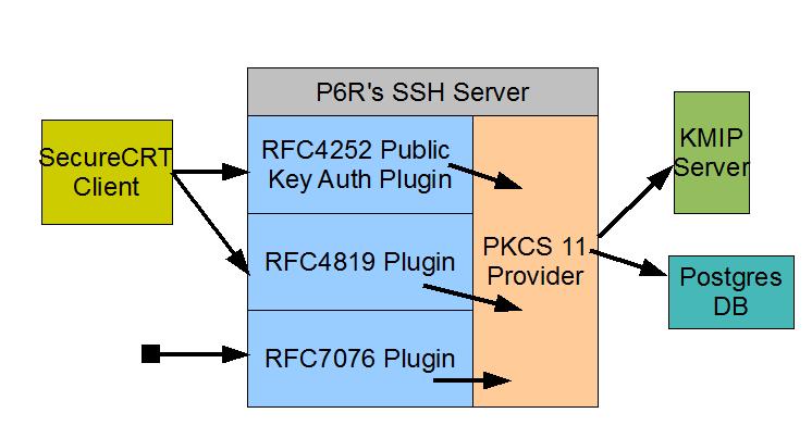 PKCS 11 Consumer